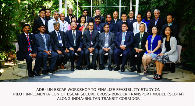 Transport Electronic Cargo Tracking Feasibility Study Finalization Workshop