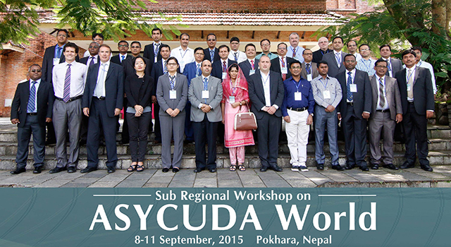 Subregional Workshop on ASYCUDA World