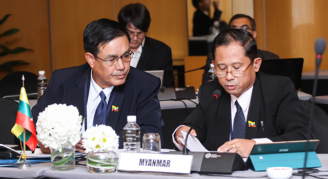 Negotiation of Protocols for the India-Myanmar-Thailand Motor Vehicle Agreement