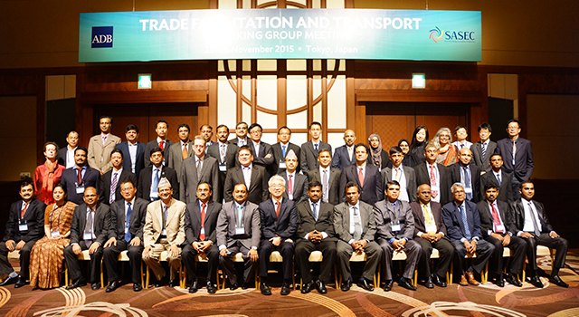 SASEC Trade Facilitation and Transport Working Group Tokyo