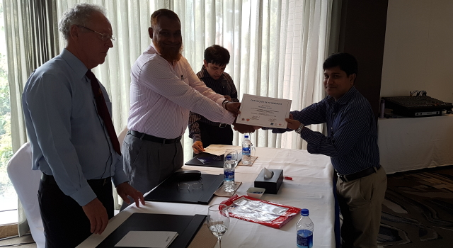 Bangladesh Post-Clearance Audit Training