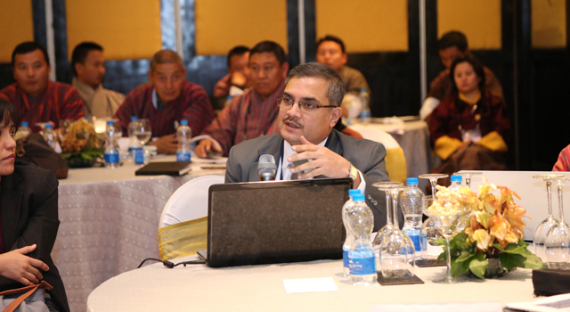 Bhutan SASEC Vision Document National Workshop