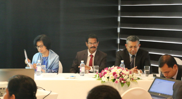 Workshop on the Colombo Trincomalee Economic Corridor organized by the Asian Development Bank
