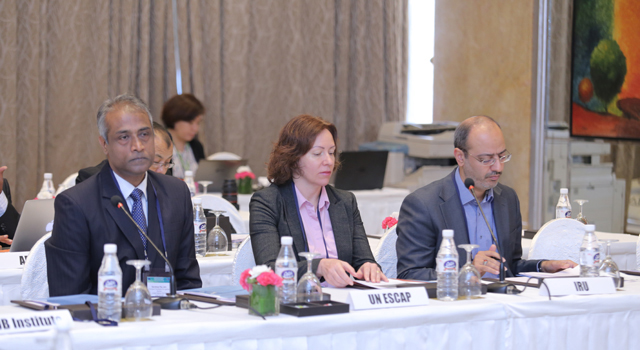 The Asian Development Bank and the ADB Institute conducted a Workshop on International Standards and Conventions Relating to Temporary Admission