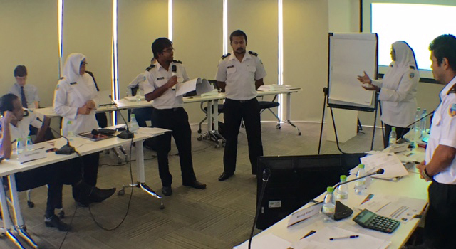 Maldives Second National Workshop on Customs Valuation