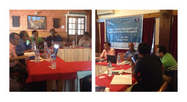 BFocused Group Discussion on the Revised Kyoto Convention in Nagarkot, Nepal