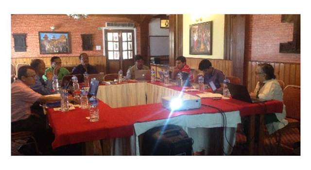Focused Group Discussion on the Revised Kyoto Convention in Nagarkot, Nepal