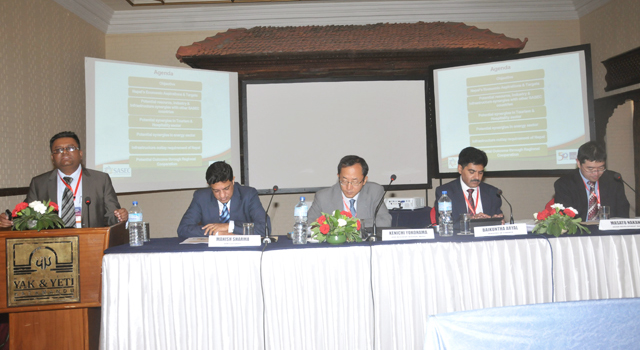 Nepal SASEC Vision Document National Consultation Workshop