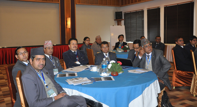 Nepal Department of Customs Mid-term Review of Customs Reform and Modernization Strategies and Action Plan 2013-2017
