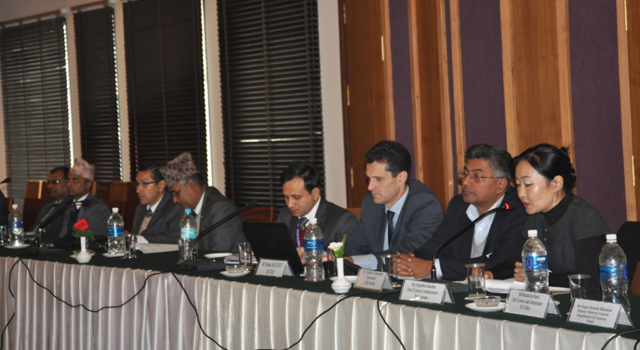 Nepal Department of Customs Stakeholder Consultation on Customs Initiatives in the Relief Consignment Clearance