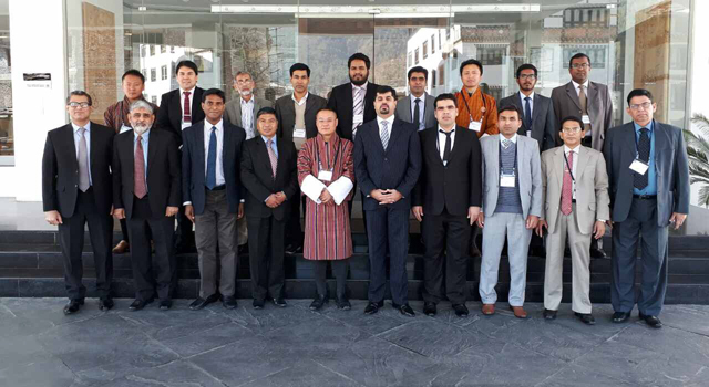 Fourth Meeting of the SASEC Electricity Transmission Utility Forum organized by the Asian Development Bank in Bhutan