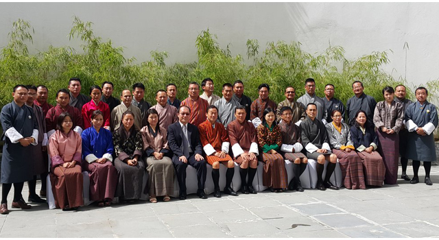 Bhutan Trade and Transport Facilitation Monitoring Mechanism National Validation Workshop