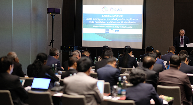 CAREC and SASEC Learning Forum