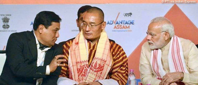 Bhutan and Assam, India, Vow to Strengthen Bilateral Trade