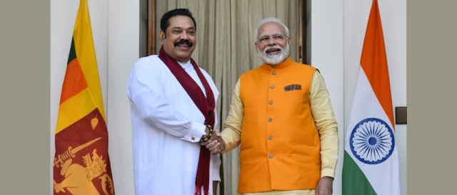India, Sri Lanka Prime Ministers Vow to Further Deepen Bilateral Ties amidst the Pandemic