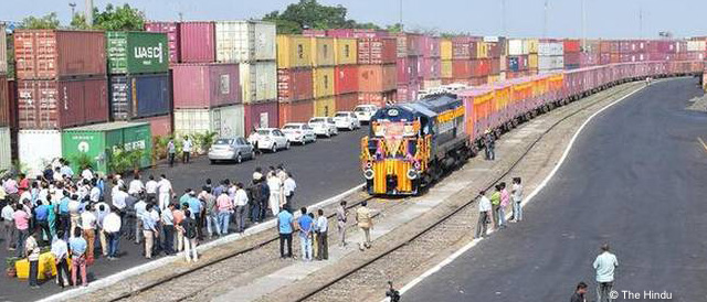 Container Train to Bangladesh to Reduce Transport Time