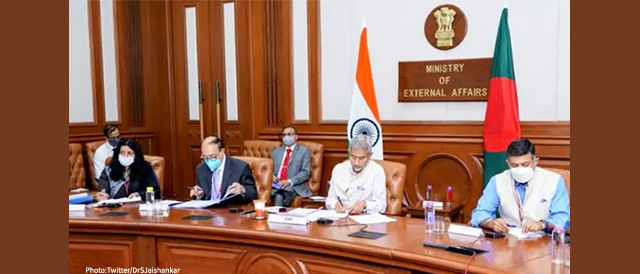India-Bangladesh Joint Consultative Commission Recommends Removal of Trade Barriers