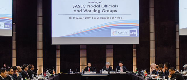 Meeting of the SASEC Nodal Officials and Working Groups