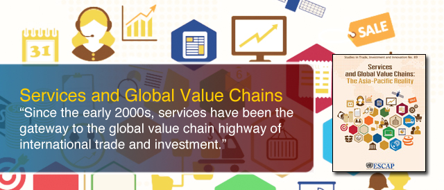 Services and Global Value Chains: The Asia-Pacific Reality
