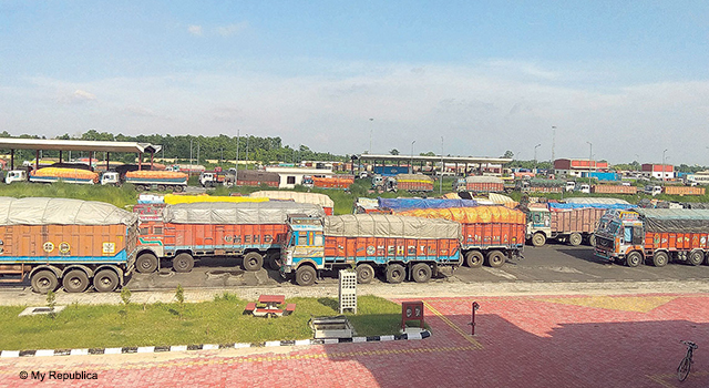 Nepal's Dry Port Sees Growth in Imports | News | South Asia