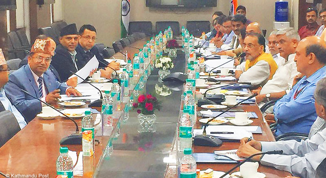 India-Nepal New Partnership in Agriculture Meeting Discusses