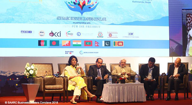 6th SAARC Business Leaders' Conclave Notes the Need to